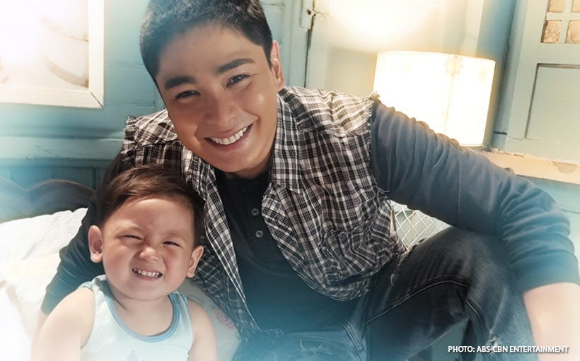 These photos prove that Coco and Ricky Boy are like real father and son!