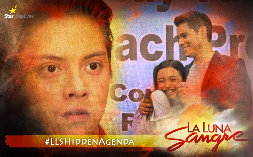 #LLSHiddenAgenda Scene of the Day: Too close for comfort
