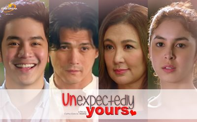 'Unexpectedly Yours' trailer is here to restore your faith in love, life