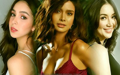 Kris, Julia praise Erich's 'strong' body