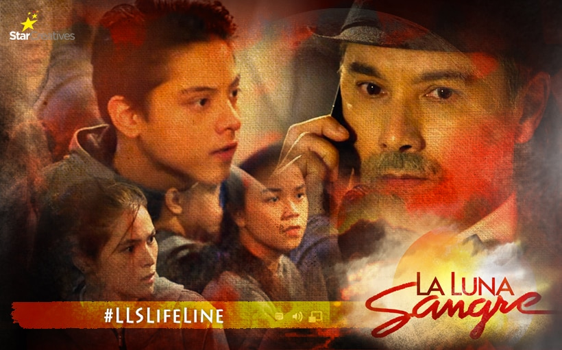 #LLSLifeline Scene of the Day: Proof of life