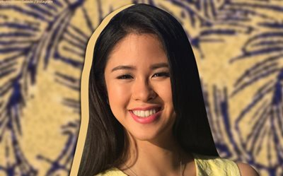 Kisses Delavin urges girls to be 'strong'