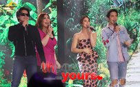 ASAP and Chillout JoshLia at 'ASAP Chillout' for 'Unexpectedly Yours'