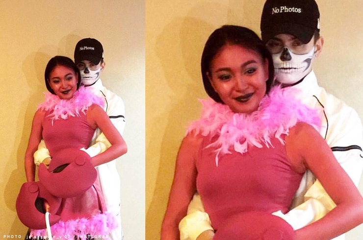 """Nadine Lustre as HIM from """"The Powerpuff Girls"""""""