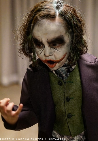 Zia Dantes is the cutest Joker
