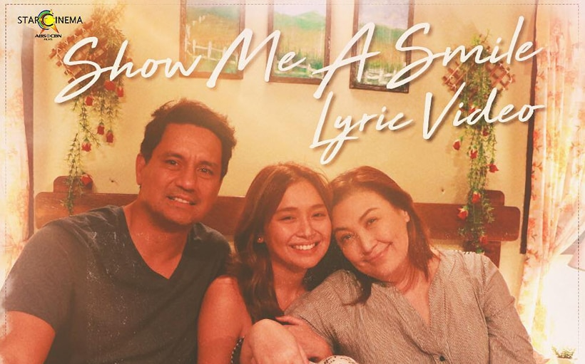 WATCH: Exclusive 'Three Words to Forever' behind-the-scenes footage from the set!