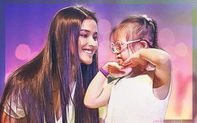 Liza Soberano shows support for Asia's first special needs pageant, Miss Possibilities 2018!
