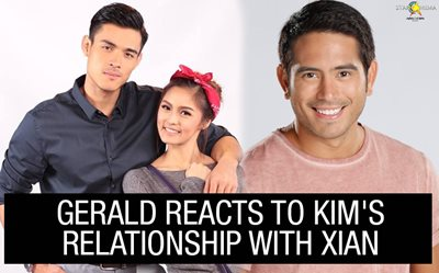 Gerald reacts to Kim's relationship with Xian