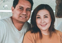 Richard Gomez and Sharon Cuneta
