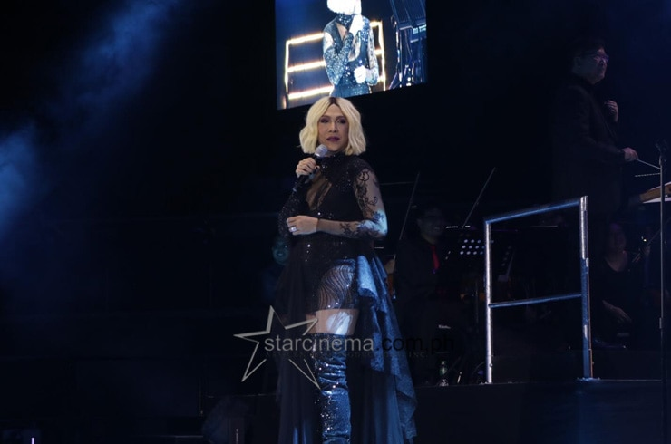 "Vice Ganda at Jed concert ""Higher Than High"" 5"