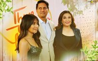 PHOTOS: The glittering stars of 'Three Words to Forever' at the Media Launch