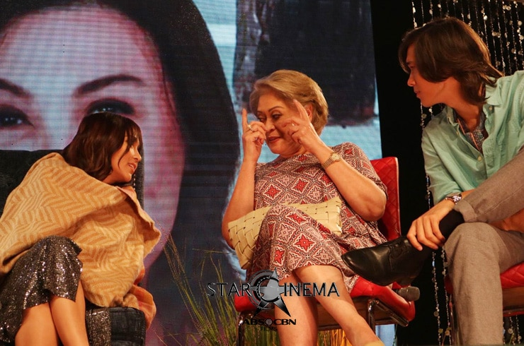 Tommy and Kath speak to Ms. Liza!