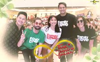 Richard, Kathryn, Tommy, Joross brought joy to their fans at the Starmall Alabang mall show!