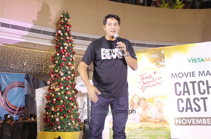 Three Words to Forever Vista Mall Taguig 3