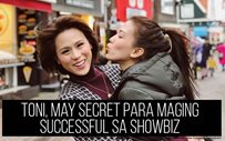 Toni, may secret para maging successful sa showbiz