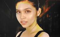 Maine Mendoza transforms into a zombie for Halloween!