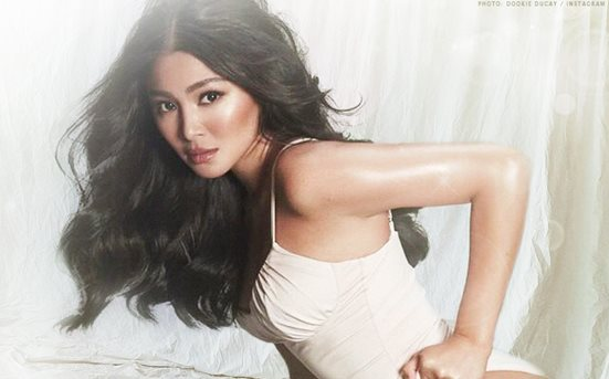 Nadine Lustre goes topless in her latest photoshoot!
