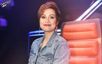 Coach Lea teases fans about upcoming 'The Voice Teens' season