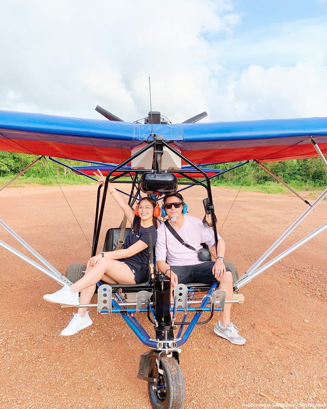 Maja and Rambo's tropical getaway in Palawan! 5
