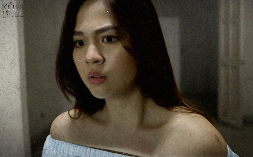Janella Salvador shares the 'aftermath' of an intense episode in 'The Killer Bride'