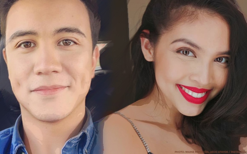 Maine Mendoza has a short but sweet birthday greeting for Arjo Atayde!
