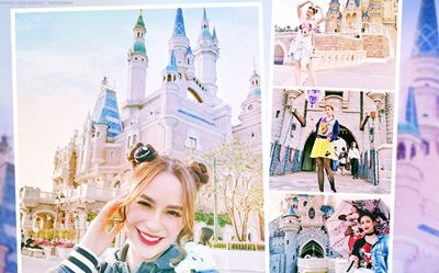 IN PHOTOS: Arci Muñoz has finally visited all Disney Parks in the world!