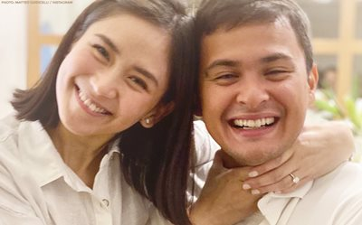 Sarah Geronimo and Matteo Guidicelli announce engagement on Instagram
