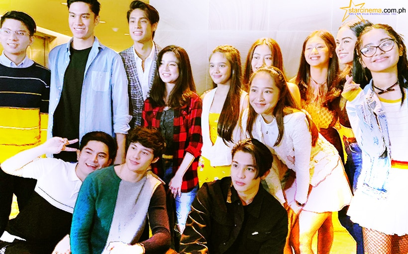 IN PHOTOS: The cast of upcoming iWant series 'He's Into Her'