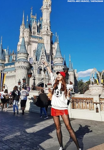Arci Muñoz' magical trip to Shanghai Disneyland! 3
