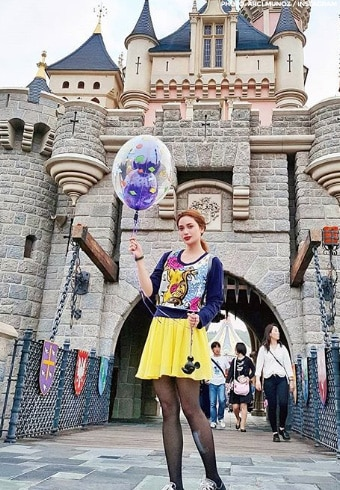 Arci Muñoz' magical trip to Shanghai Disneyland! 6