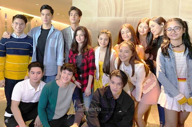 Meet the cast of iWant series