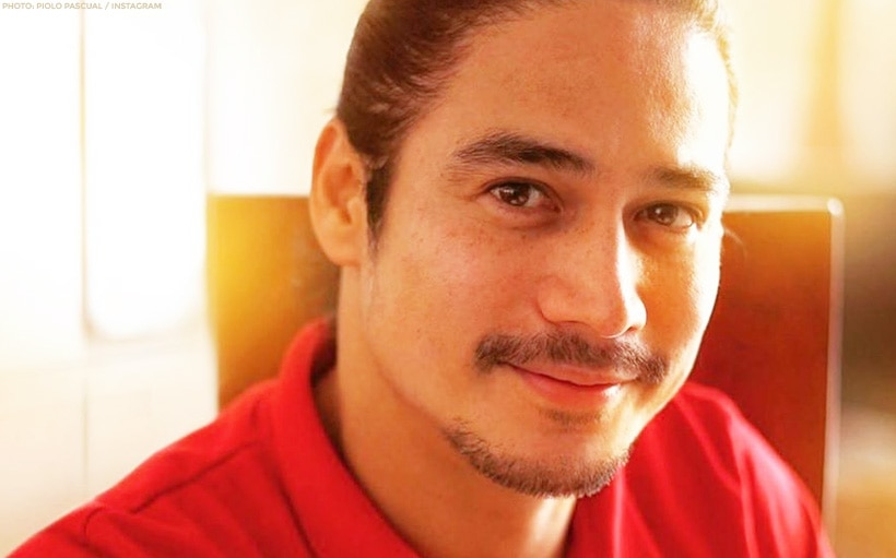 Piolo Pascual sports his new hairstyle!