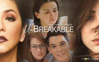 Regine and Moira's 'Unbreakable' theme song, now up!