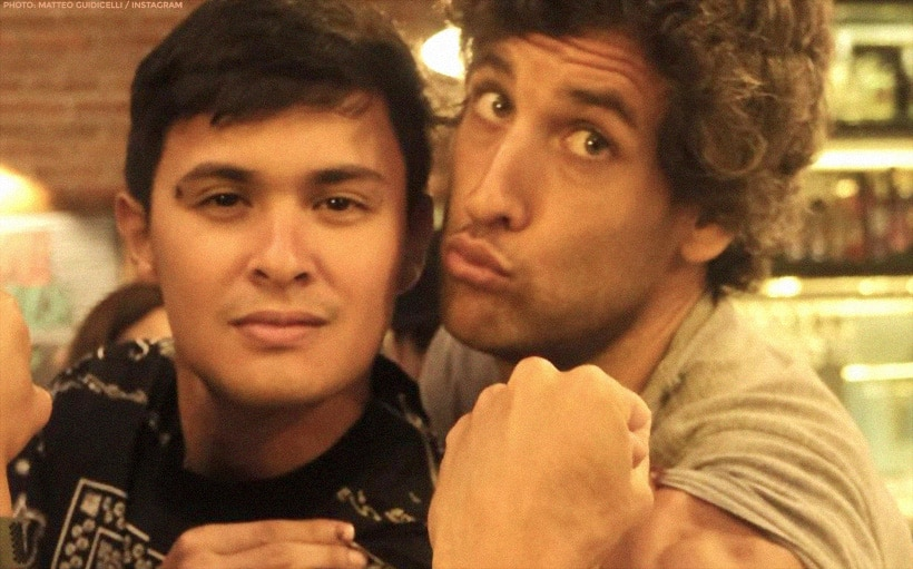 Matteo Guidicelli, recruited into the Bullied Husband Club by Nico Bolzico!