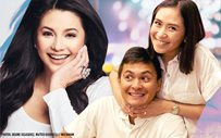 Regine, happy for Sarah and Matteo's engagement!