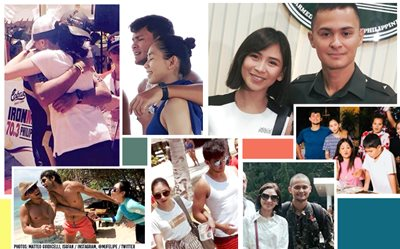 7 of the sweetest Sarah and Matteo moments through the years