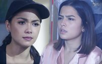 Alexa Ilacad finally meets Maja Salvador!