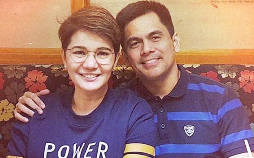 Amy Perez and Carlo Castillo mark fifth wedding anniversary