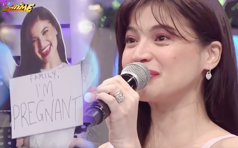 Here's why Anne Curtis initially chose to keep her pregnancy in secret