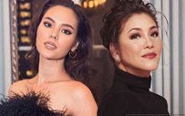 Regine Velasquez goes viral after fangirling over Catriona Gray!