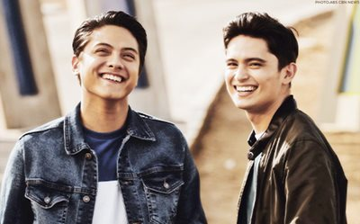 Here's a cute James Reid and Daniel Padilla moment on the dance floor!