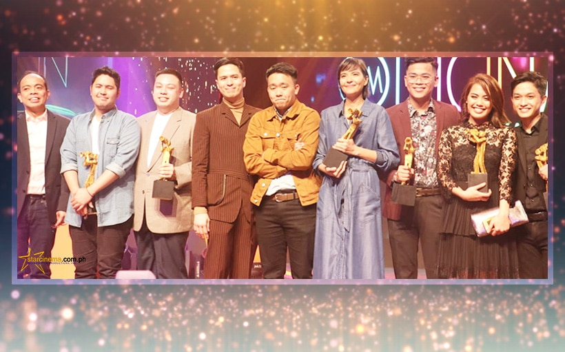 Alessandra de Rossi, Topper Fabregas, + more expressed gratitude after bagging awards at this year's Cinema One Originals Festival