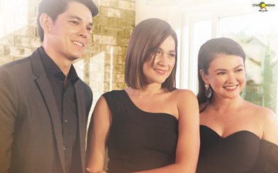 IN PHOTOS: Angelica, Bea, Richard + Direk Mae grace the grand media launch for 'Unbreakable'
