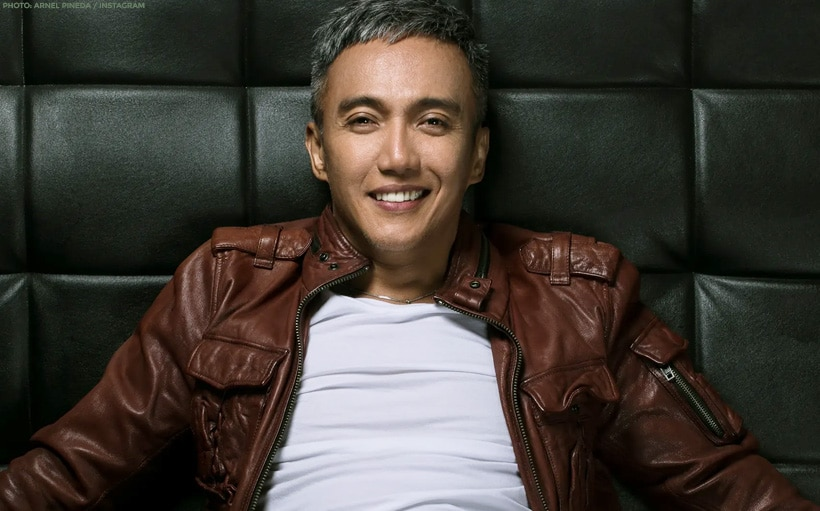 Arnel Pineda expresses desire to be a 'The Voice' coach