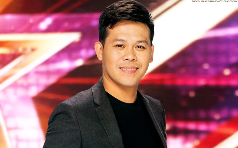 Marcelito Pomoy joins 'America's Got Talent: The Champions Edition'