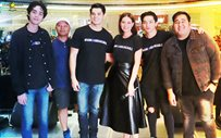 IN PHOTOS: Bea Alonzo and Richard Gutierrez bring 'Unbreakable' to fans in Taguig!