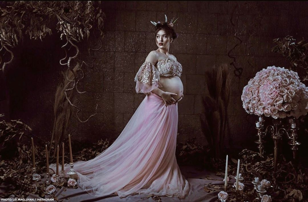 Kylie Padilla stuns everyone in new maternity photos