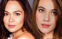 Bea Alonzo receives bouquet of flowers from her idol, Judy Ann Santos!