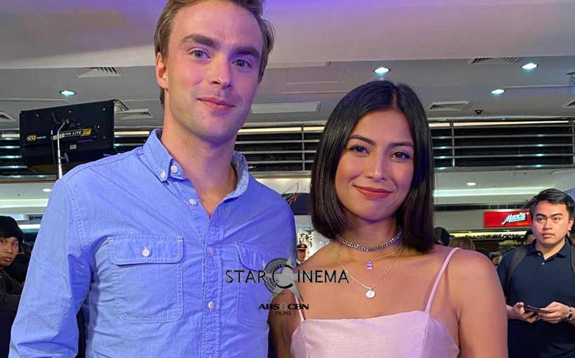 Glaiza de Castro and David Rainey
