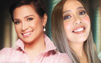 Kakai Bautista looks back on working experience with Lea Salonga!